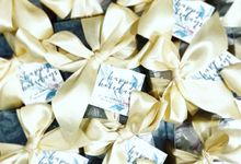 Favors and Gifts by Audrey's Pastry Boutique