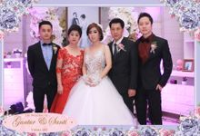 The Wedding of  Guntur & Santi by After 5 Photobooth