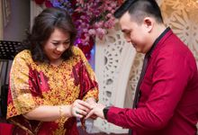 Engagement of Rendy & Charolina by CS Photography