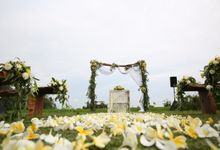 Sekar & Frank Wedding by Visesa Ubud
