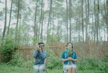 Pre Wedding Irene and Anton by Ghaghah Photography