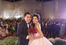 The Wedding of Bonardy & Yvone by FIVE Seasons WO