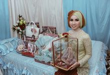 Ina & Akmal Wedding by B_Studiopoto