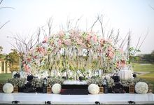 Wedding of Victor & Sally by Apple Blooms Creation