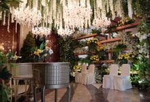 iqbal wedding by Meriah & Friends Decoration