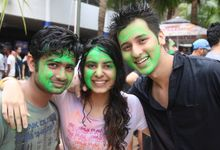 Rang De Holi 2016 Event Pictures by Strikey Posey