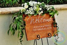 Chic, Natural, Rustic!! by Bali Florista