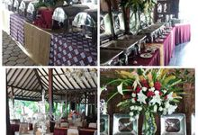 Jhony & Olivia Wedding by Infine Catering