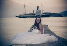 Next day session with the beautiful couple of Nikos & Agapi. by George Ladas Photography