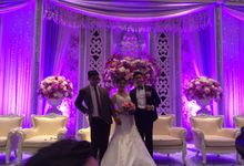 The Weddding Of Chris and Vika by JS Wedding Planner Organizer and Entertainment