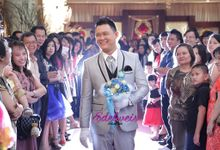 Wedding Day Of Albert & Agnes by Edelweis Organizer