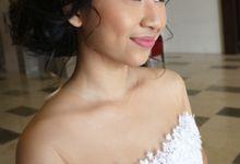 Bride Nadira by Kezia Francesca