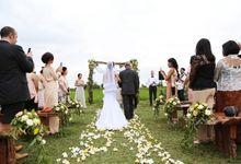 Sekar & Frank Wedding by Visesa Ubud