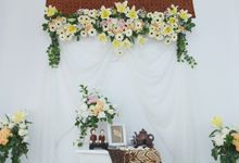 DECORATION by Benangsari Flower Studio