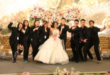 The Wedding of Hendra & Jane by Yosua MC