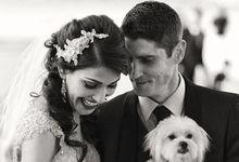 PERTH AUSTRALIA WEDDING by Therudisuardi