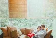 Prewedding Owen & Dessy by Raffles Hills Cibubur - On Green Garden Venue