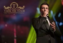 Tarik The Tenor On Stage by Tarik The Tenor ( The Luxury Entertainment )