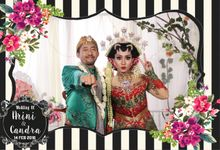 Wedding of Arini & Candra by Woodenbox Photocorner