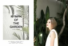 Hyphenthelabel Sept Campaign by YRegina Makeup