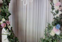 Ica dan Jajus Wedding by Nona Manis Creative Planner
