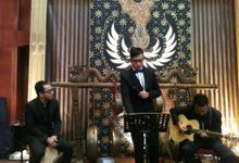 Wedding at Binakarna Ballroom Bidakara by The Simply Six