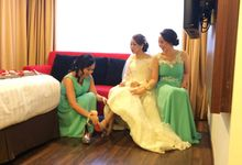 The Wedding Of Willy and Tina by JS Wedding Planner Organizer and Entertainment