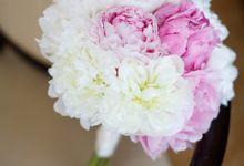 Bridal Bouquets by Fleuriste Pte Ltd