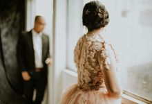 Kris & Suryani prewedding by Artinie
