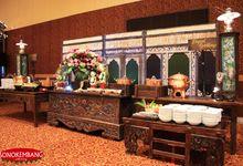 WEDDING OF VELIA & YUDHI by Sonokembang Catering