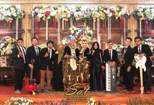 Ben & Anne Javanese Traditional Wedding Day by SAT Music Project