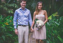 Rachel and Gian by Yeeling Photography