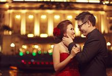 Prewedding by Makeup by Ie