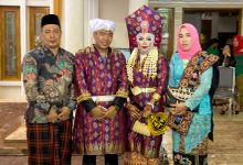 ugus and nur traditional lampung culture wedding by milikita photography and videography service