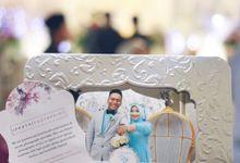Uky & Ana Wedding by iPhoto Photoprint