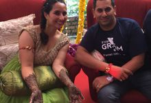 AP - MEHENDI CEREMONY by Impressario Inc