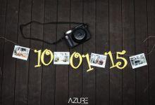 Prewedding Ulie & Zaky by AZURE DOCUMENTATION
