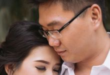 Fredy and Yelia Prewedding by Lady Quissera