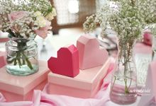 Early Valentine Celebration by Wonderee Decoration & Paper Goods