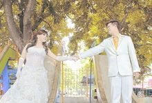 Prewedding of Frederick Sanjaya and Yeni Agustin by CS Photography