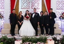 Wedding of Budiyanto & Venny by DC Wedding Organizer
