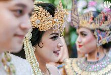 WEDDING ILA & ARDIELES by Voyage Entertainment