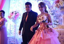 Della & Ronaldo Wedding by Hana Flower Story