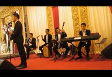 Wedding RWM entertainment music  Yasmin Bogor 14 januari 2017 by ronald wilson music