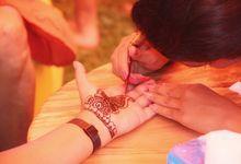 Indian Wedding by Grand Mirage Resort & Thalasso Bali