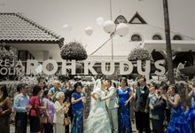 Holy Matrimony of Doddy & Mayke by Fabulous Event Organizer