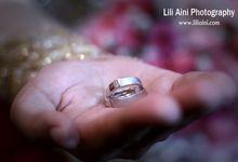 Anjung & Adhetiya Wedding by Lili Aini Photography