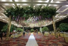 Lavish Wedding at Nusantara Hall - ICE BSD CITY by Indonesia Convention Exhibition (ICE)