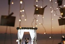 The Wedding of Evan & Christina by Varawedding
