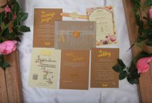 The Wedding of Reza & Ishwa by DIY Planner